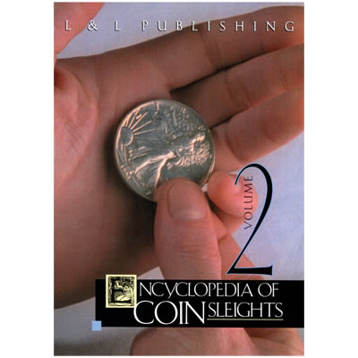Encyclopedia of Coin Sleights by Michael Rubinstein Vol 2 video