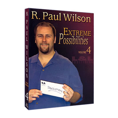 Extreme Possibilities - Volume 4 by R. Paul Wilson video