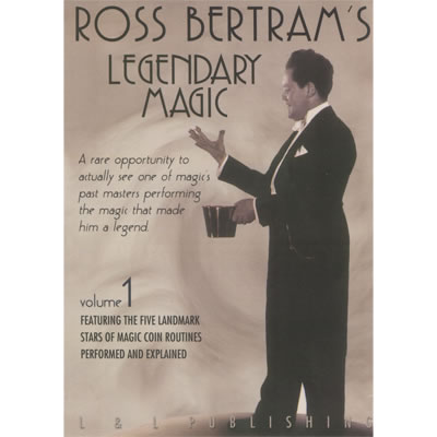 Legendary Magic Ross Bertram- #1 video