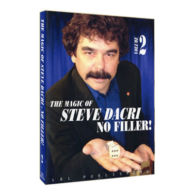 Magic of Steve Dacri by Steve Dacri- No Filler (Vol 2) video