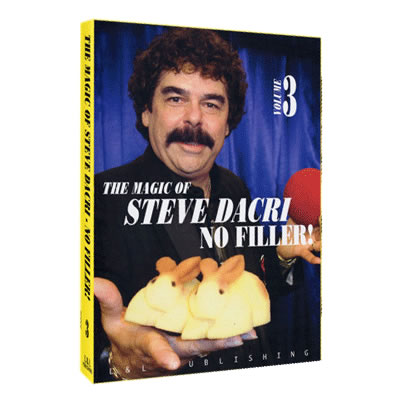 Magic of Steve Darci by Steve Dacri - No Filler (Vol 3) video