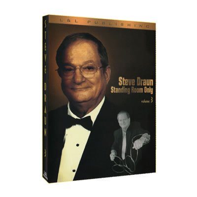Standing Room Only : Volume 3 by Steve Draun video