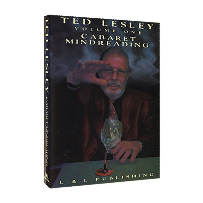 Ted Lesley Volume 1 - Cabaret Mindreading video