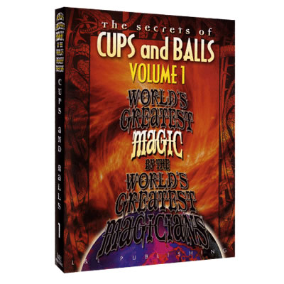Cups and Balls Vol. 1 (World's Greatest Magic) video