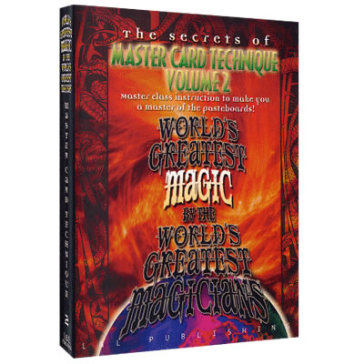 Master Card Technique Volume 2 (World's Greatest Magic) video