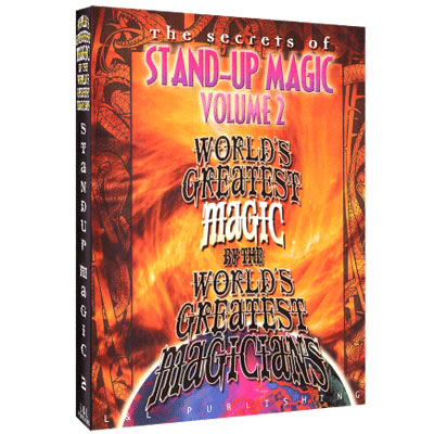 Stand-Up Magic - Volume 2 (World's Greatest Magic) video