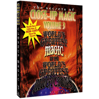 Close Up Magic - Volume 3 (World's Greatest Magic) video