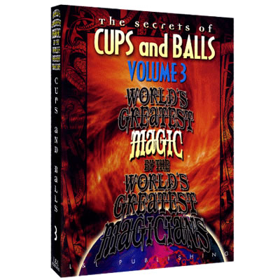 Cups and Balls Vol. 3 (World's Greatest) video