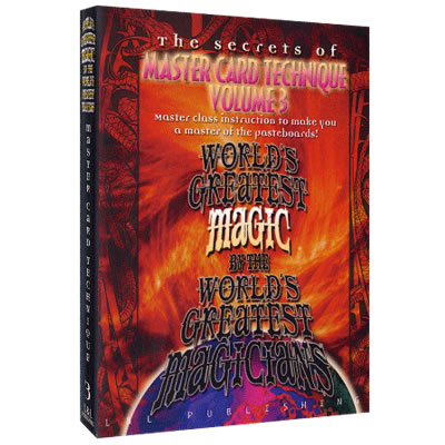 Master Card Technique Volume 3 (World's Greatest Magic) video