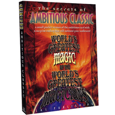Ambitious Classic (World's Greatest Magic) video