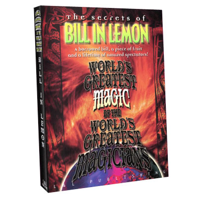Bill In Lemon (World's Greatest Magic) video
