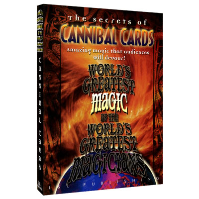 Cannibal Cards (World's Greatest Magic) video