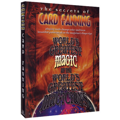 Card Fanning Magic (World's Greatest Magic) video