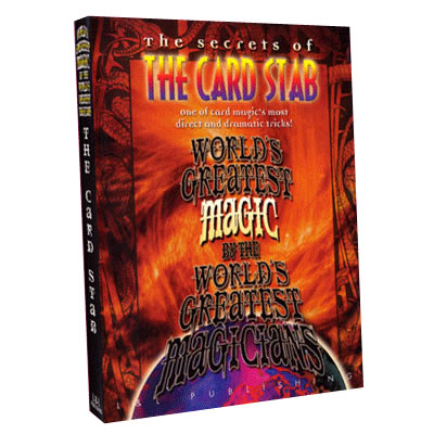 Card Stab (World's Greatest Magic) video