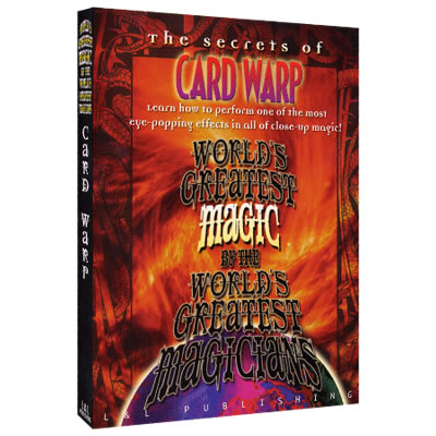 Card Warp (World's Greatest Magic) video