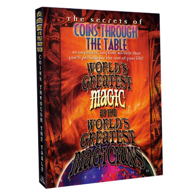 Coins Through Table (World's Greatest Magic) video