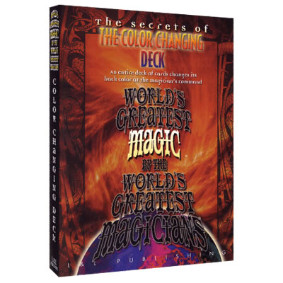 Color Changing Deck Magic (World's Greatest Magic) video