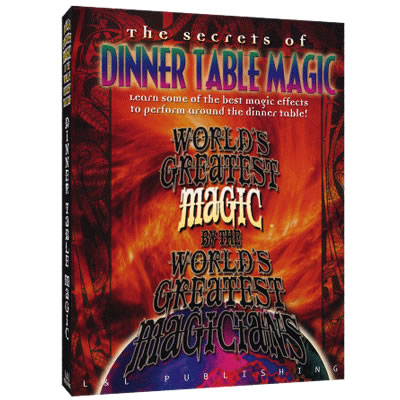 Dinner Table Magic (World's Greatest Magic) video