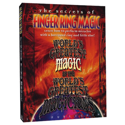 Finger Ring Magic (World's Greatest Magic) video
