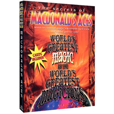 MacDonald's Aces (World's Greatest Magic) video