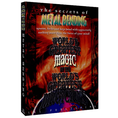 Metal Bending (World's Greatest Magic) video