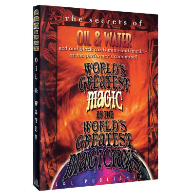 Oil & Water (World's Greatest Magic) video - Click Image to Close