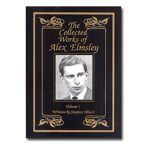 The Collected Works of Alex Elmsley, Vol. 1