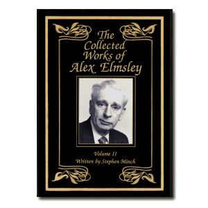 The Collected Works of Alex Elmsley, Vol. 2