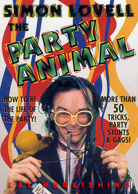 The Party Animal - Simon Lovell