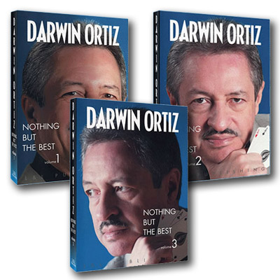 Darwin Ortiz - Nothing But The Best - Vols. 1 - 3