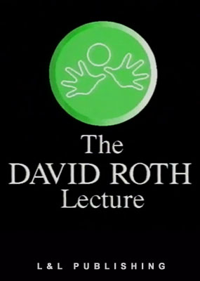 The David Roth Lecture