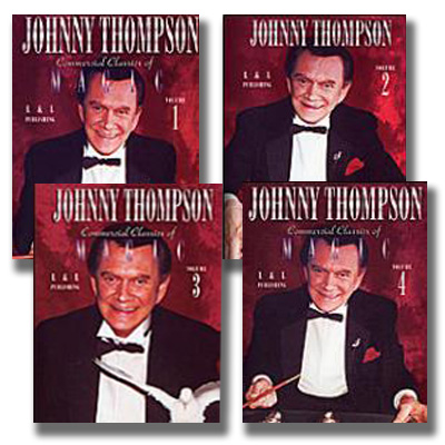 Johnny Thompson Commercial Classic of Magic 1 - 4 - Click Image to Close