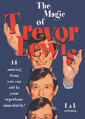The Magic of Trevor Lewis