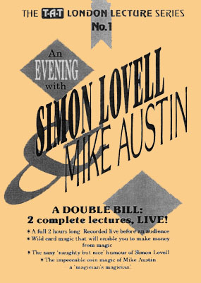 An Evening with Simon Lovell & Mike Austin