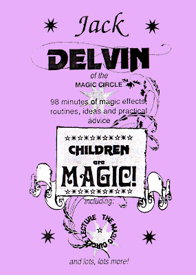 Jack Delvin - Children Are Magic!