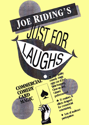 Joe Riding's Just For Laughs