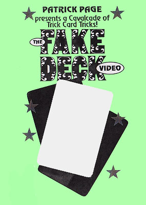 The Fake Deck Video - Patrick Page