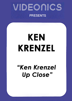 Ken Krenzel - Ken Krenzel Up Close