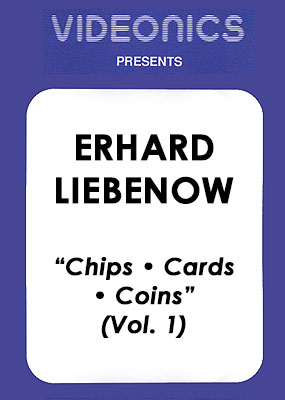 Erhard Liebenow - Chips • Cards • Coins (Vol. 1)