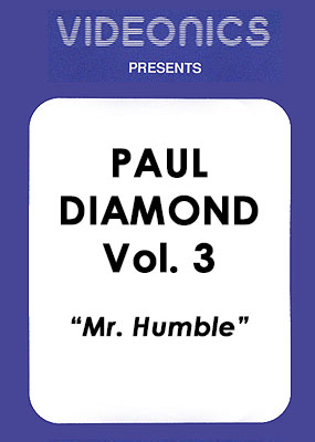 Paul Diamond Vol. 03 - Mr. Humble