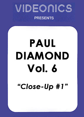 Paul Diamond Vol. 06 - Close-Up #1
