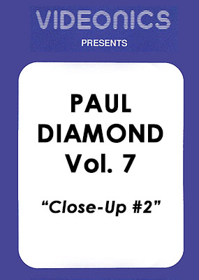 Paul Diamond Vol. 07 - Close-Up #2