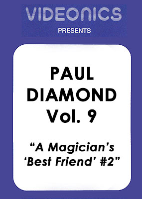 "Paul Diamond Vol. 09 - A Magician's ""Best Friend"" #2"