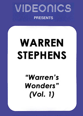 Warren Stephens - Warren's Wonders (Vol. 1)