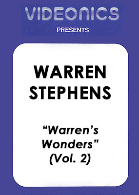 Warren Stephens - Warren's Wonders (Vol. 2)