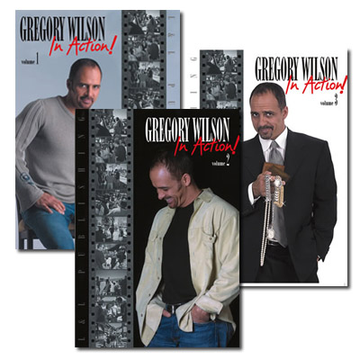 Gregory Wilson - In Action! - Vols. 1 - 3